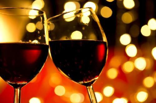 Red Wine Toast