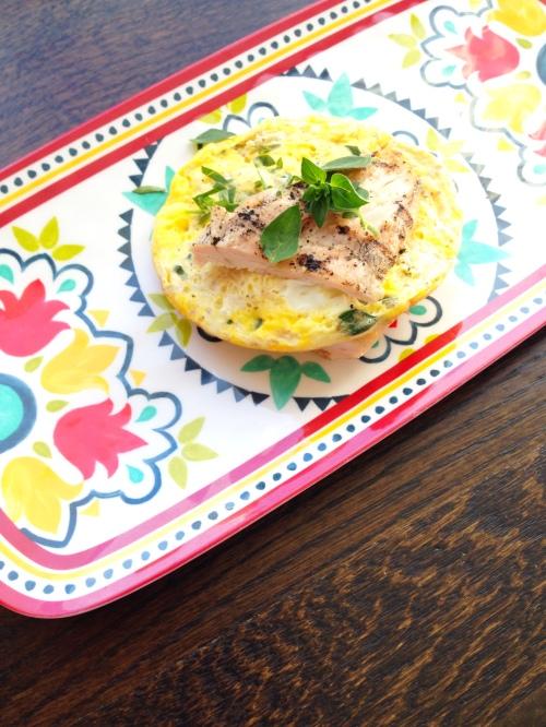 Dijon Tarragon Chickmuffin